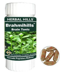 Health Care - Herbal Hills Brahmihills 60 Capsules
