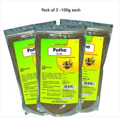 Health Care - Herbal Hills Patha Powder (Pack Of 3) 100gm Each