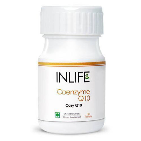 Health Care - Inlife Pharma Coenzyme Q10 30 Tablets