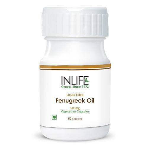 Health Care - Inlife Fenugreek Oil 60 Veg Capsules