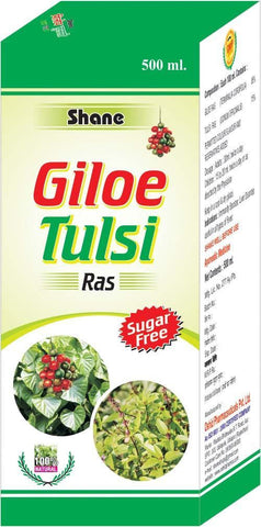 Healthy Juice - Shane Giloy Tulsi Ayurvedic Herbal Juice 500ml