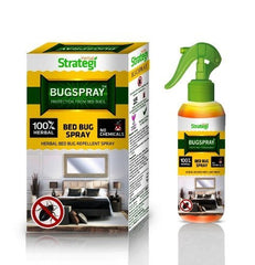 Herbal Repellent - Herbal Strategi Bug Spray 100ml