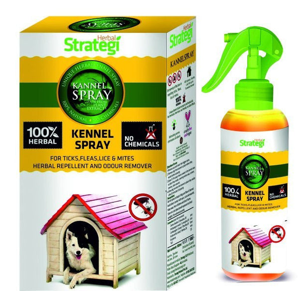 Herbal Repellent - Herbal Strategi Kannel Spray 100ml