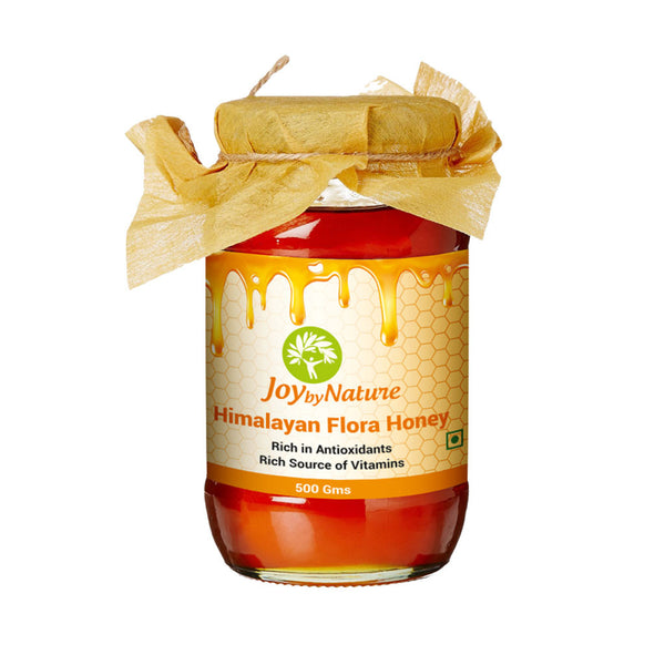 Joybynature Himalayan Flora Honey 500gm