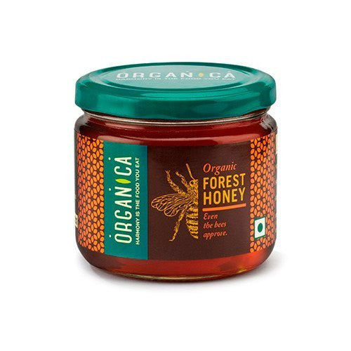 Honey - Organica Organic Forest Honey 400gm