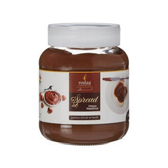 Jams & Spreads - Rostaa Chocolate Hazelnut Spread  350gm