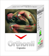 Joint Care - Orthonil  - Joint Pain, Arthritis And Muscle Pain Capsules