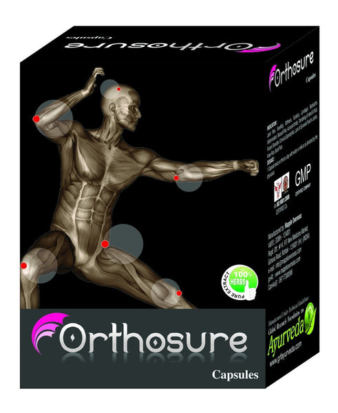 Joint Care - Orthosure Joint Pain Relief Capsules