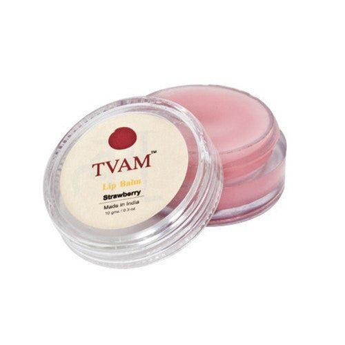 Lip Balm - Tvam Naturals Strawberry Lip Balm 10gm