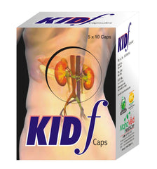 Liver & Kindey - Kid F - Kidney & Stones Problem Capsules