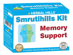 Memory Booster - Herbal Hills Smrutihills Kit