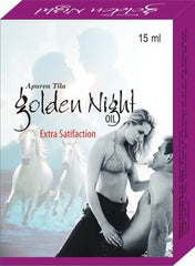Men's Health - Golden Night - Erectile Dysfunction, Sexual Strength Oil