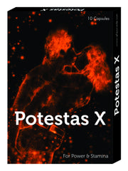Men's Health - Potestas X For Strength And Erectile Dysfunction