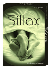 Men's Health - Sillax For Premature Ejaculation And Erectile Dysfunction