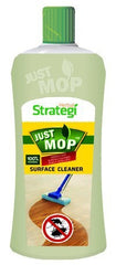 Mosquito Repellant - Herbal Strategi Just Mop 100% Natural Surface Cleaner 500ml