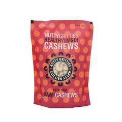 Nuts And Dry Fruits - Nutty Gritties Raw Cashews W320 250gm