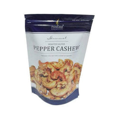 Nuts And Dry Fruits - Rostaa Black Pepper Cashew 200gm