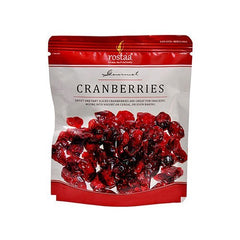 Nuts And Dry Fruits - Rostaa Cranberries Slices  250gm