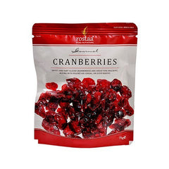Nuts And Dry Fruits - Rostaa Cranberries Slices  75gm