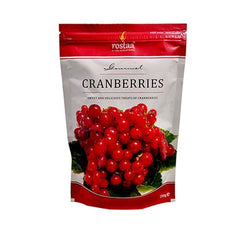 Nuts And Dry Fruits - Rostaa Cranberries Whole  200gm