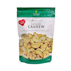 Nuts And Dry Fruits - Rostaa Roasted Salted Cashew 200gm