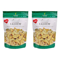 Nuts And Dry Fruits - Rostaa Roasted Salted Cashew (Pack Of 2)