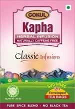 Organic Tea - Gokul International Kapha Tea 20 Tea Bags