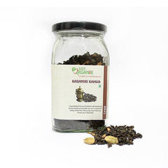 Organic Tea - Just Organik Organic Kashmiri Kahwa Tea Loose 40gm
