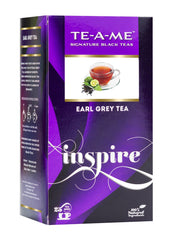 Organic Tea - Te-a-me Earl Grey Tea (25 Pcs Per Pack Standard)