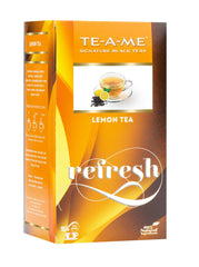 Organic Tea - Te-a-me Lemon Tea (25 Tea Bags)