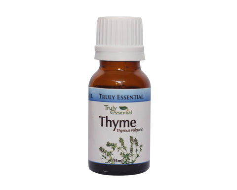 Personal Care - Truly Essential Thyme Oil 15ml