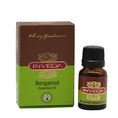 Pure Essential Oil - Inveda Bergamot Essential Oil 10ml