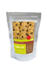 Ready To Eat - Nourish Organics Oatmeal Cookies 150gm
