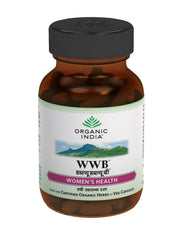 Sexual Disorder - Organic India Women's Well Being 60 Capsules Bottle