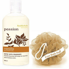 Shower Gel - BodyHerbals Passion Vanilla Shower Gel 200ml