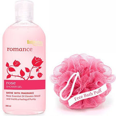Shower Gel - BodyHerbals Romance Rose Shower Gel 200ml