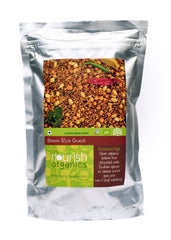 Snacks - Nourish Organics Brown Rice Snack 200gm