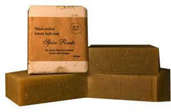 Soaps - Sos Organics Spice Route Soap 100gm