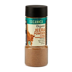 Spices And Condiments - Organica Organic Jeera Powder 75gm (Pack Of 2)