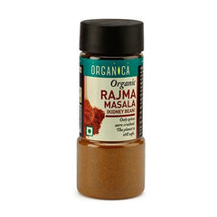 Spices And Condiments - Organica Organic Rajma Masala 75gm (Pack Of 2)