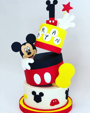 Mickey Mouse Wonky