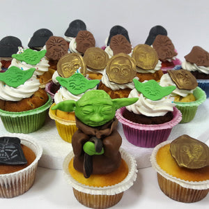 Cupcakes Star Wars € 4,2 cad