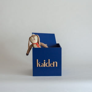 Navy Personalised Gift Box
