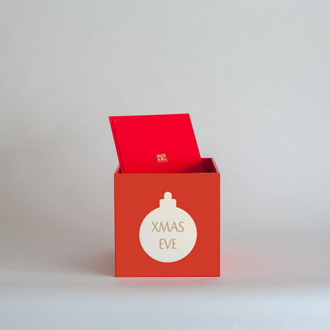 Red Christmas Box