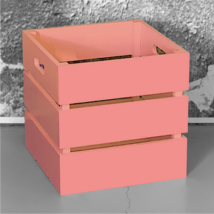Salmon Crate  Box