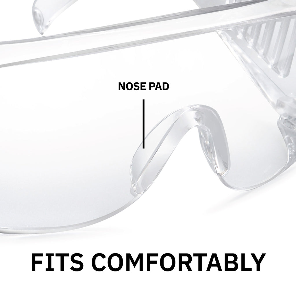 Protective Anti-Fog Safety Goggles