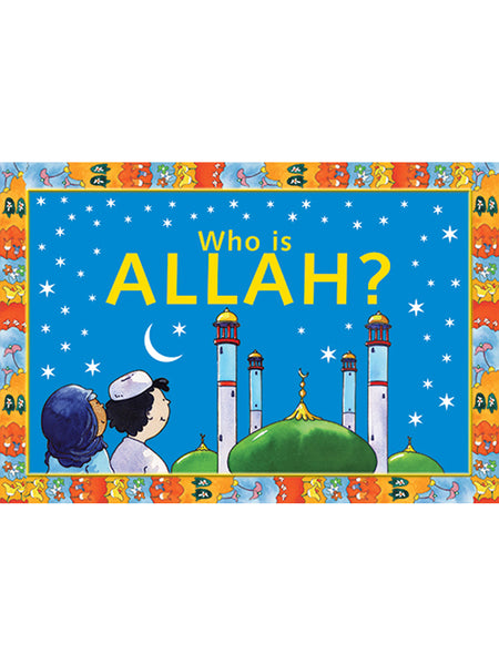 Who is Allah? (Paperback) - Islamic Impressions