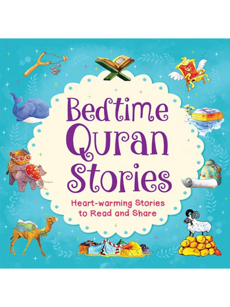 Bedtime Quran Stories (Hardcover) - Islamic Impressions