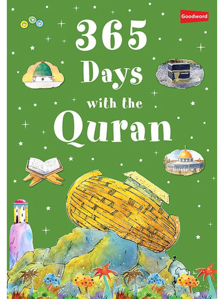 365 Days With The Quran (Hardcover) - Islamic Impressions