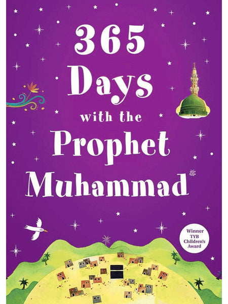 365 Days With The Prophet Muhammad (SAW) - Paperback - Islamic Impressions